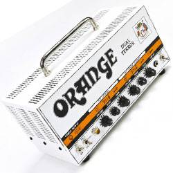 Orange DT30H Dual Terror 30W Twin Channel Guitar Amp Head Product Image