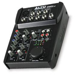 Alto ZMX52 ZEPHYR 5 Channel Compact Mixer Product Image