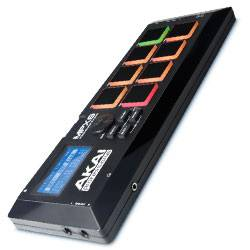 Akai MPX8X110 Mobile SD Sample Player Drum Pad Product Image