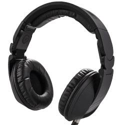 Reloop RHP-20 KNIGHT Professional DJ Headphones with Rubber Paint Finish Product Image