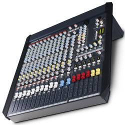 Allen & Heath W4-14 4 2 Mix Wizard Console with 10 Channel Inputs Product Image