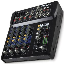 Alto ZMX862 6 Channel Compact Mixer Product Image