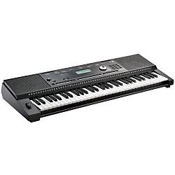 Kurzweil KP100 Touch Response Keyboard with 61 keys and 633 factory presets Product Image