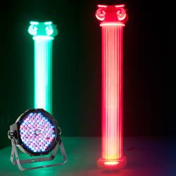 American DJ MEGA-PAR-PROFILE-PLUS 2-IN-1 LED Par RGB and UV Product Image