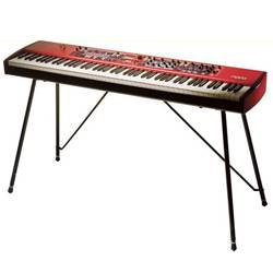 Nord By Clavia NSCL Nord Keyboard Stand EX for Nord Stage 2 Nord Stage EX Nord Piano 2 and More Product Image