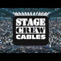 Stage Crew SCM50-XLRM-XLRF 50 Foot XLRF-XLRM Microphone or DMX Cable Product Image