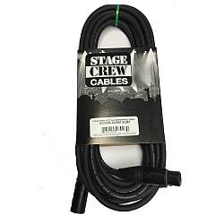 Stage Crew SCM25-XLRM-XLRF 25 foot XLRF-XLRM Microphone or DMX Cable Product Image
