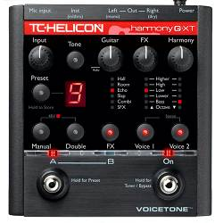 TC Helicon VoiceTone Harmony-G XT Vocal Harmony & Effects Processor Product Image