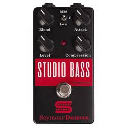 Seymour Duncan 11900-007 Studio Bass Compressor Bass Pedal Product Image