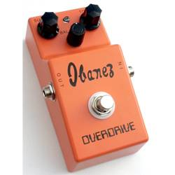 Ibanez OD850-d Vintage Pre-Tube Screamer Overdrive Pedal (discontinued clearance) Product Image