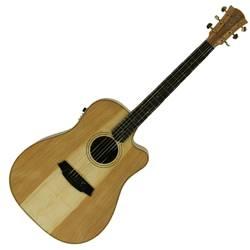 Cole Clark CCFL2EC-COLB Dreadnought Guitar w/ Pickup & Ctwy - Cedar of Leb/Blackwood Product Image