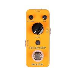 Mooer YellowComp Compressor Pedal MCS2 Product Image 1