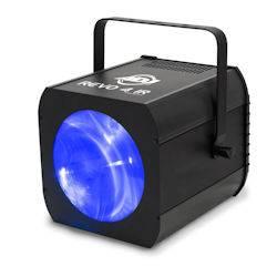 American DJ REVO-4-IR DMX Moonflower/Strobe Fixture with 256x 5mm RGBW LED 34W Product Image