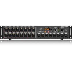Behringer S16 16 XLR Input / 8 XLR Output Digital Snake Product Image