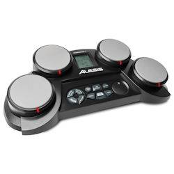 Alesis COMPACTKIT4XUS 4-Pad Portable Tabletop Drum Kit Product Image