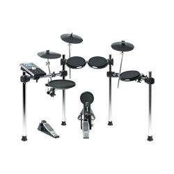 Alesis Forge Kit 8-Piece Drum Kit with Forge Drum Module (discontinued clearance) Product Image