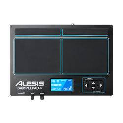 Alesis SamplePad 4 4-Pad Percussion and Sample-Triggering Instrument Product Image