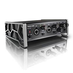 Tascam US2x2CU USB Audio/Midi Recording Interface and Mic Preamp US-2x2-CU Product Image