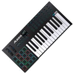 Alesis VI25 Advanced 25 Key USB MIDI Keyboard Controller Product Image