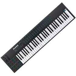 Alesis VI61 Advanced 61 Key USB MIDI Keyboard Controller Product Image