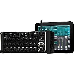 Behringer XR18 X Air 18-Channel, 12-Bus Portable Digital Mixer with Integrated Wi-Fi  Product Image