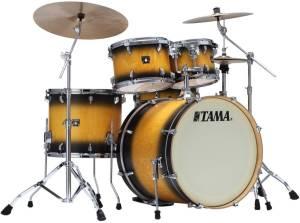 Tama BG42ZS-PBK Starclassic Bubinga Drum Shell kit Piano
