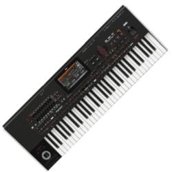 Korg Keyboards KROSS2-61WH 61-Key Synthesizer Workstation